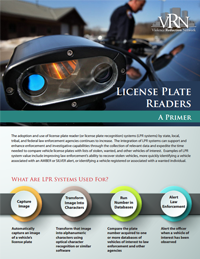License Plate Readers – A Primer